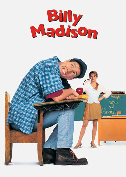 Billy Madison Netflix AR (Argentina)