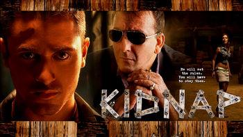 Netflix box art for Kidnap