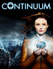 Continuum: Season 1: The Politics Of Time