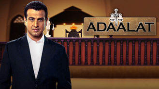 Netflix box art for Adaalat - Season 1