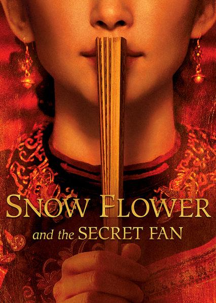 Snow Flower and the Secret Fan Netflix BR (Brazil)