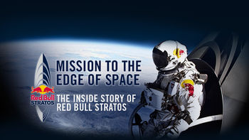 Netflix box art for Mission to the Edge of Space