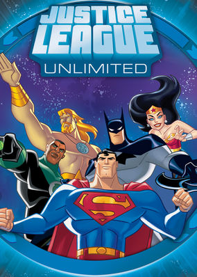 Justice League Unlimited Netflix US (United States)