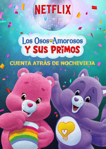 Carátula de Los Osos amorosos y sus primos - Cuenta atrás de Nochevieja