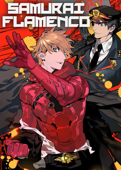 samurai flamenco Netflix CO (Colombia)