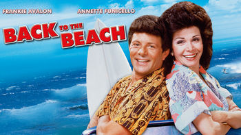 Netflix box art for Back to the Beach