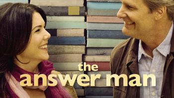 Netflix box art for The Answer Man