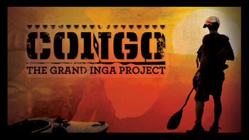 Netflix box art for Congo: The Grand Inga Project