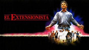 Netflix box art for El Extensionista