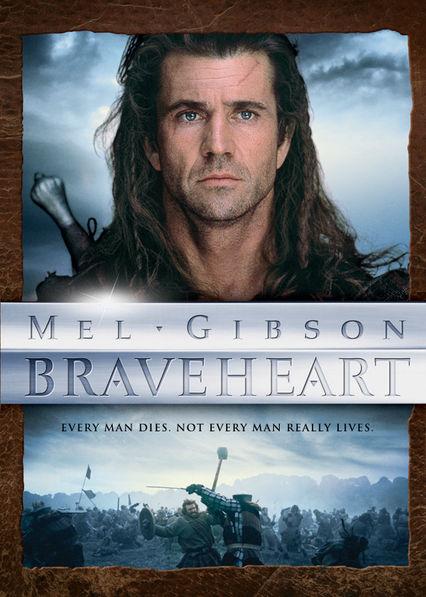 Braveheart Netflix PR (Puerto Rico)