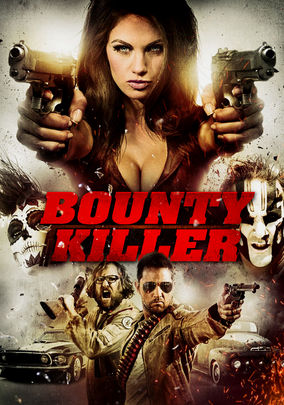 Netflix Box Art for Bounty Killer