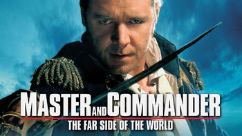 Master and Commander: The Far Side of the World (2003) on Netflix in the Netherlands