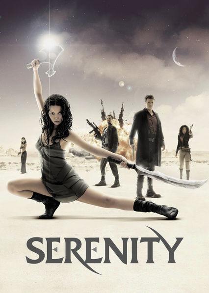 Serenity Netflix ES (España)