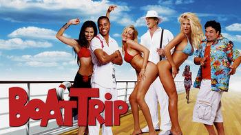 Netflix box art for Boat Trip