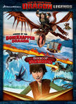 DreamWorks How to Train Your Dragon Legends Poster