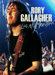 Rory Gallagher: Live at Montreux Poster