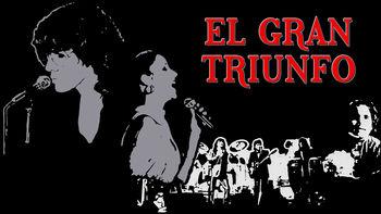 Netflix box art for El Gran Triunfo