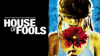 Netflix box art for House of Fools