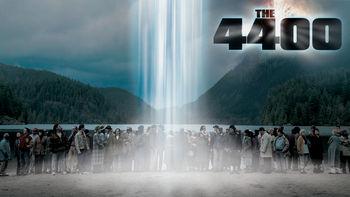 Netflix box art for The 4400 - Season 1