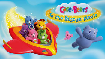 Netflix box art for Care Bears: To the Rescue: The Movie