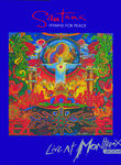 Santana: Hymns for Peace: Live at Montreux 2004 Poster
