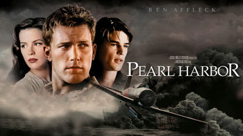 Netflix box art for Pearl Harbor