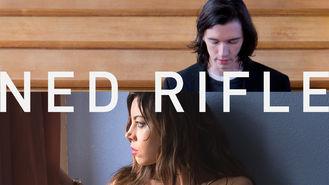 Netflix box art for Ned Rifle