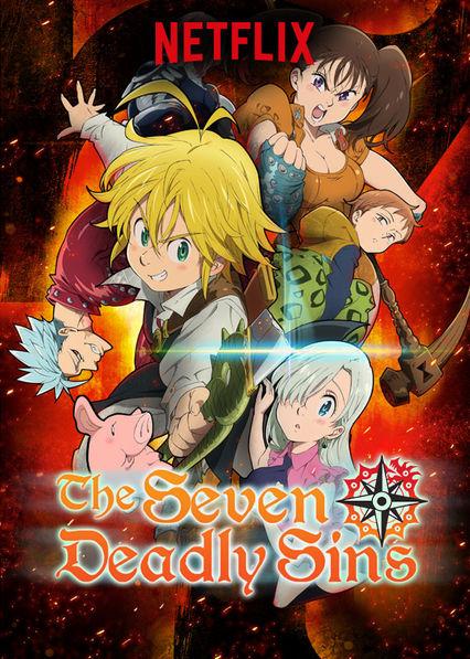 Carátula de The Seven Deadly Sins