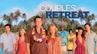 Netflix Box Art for Couples Retreat