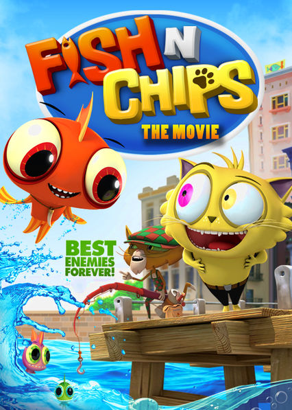 Fish 'N Chips: The Movie Netflix IN (India)