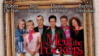 Netflix box art for Meet the Fockers