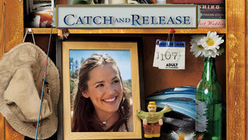 Netflix box art for Catch and Release