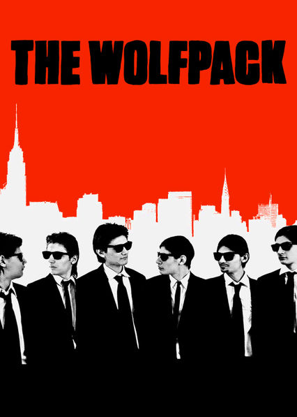 The Wolfpack Netflix AR (Argentina)