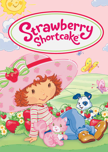 Strawberry Shortcake Netflix BR (Brazil)