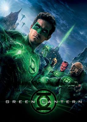 Green Lantern Netflix ES (España)