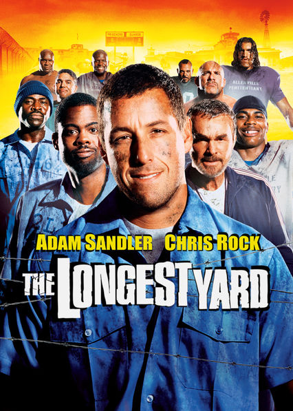 The Longest Yard Netflix PR (Puerto Rico)