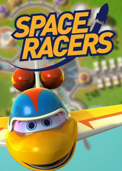 Space Racers Netflix AR (Argentina)
