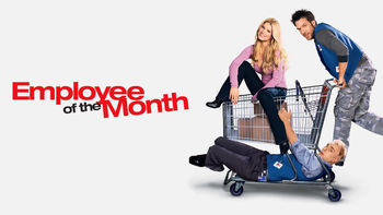 Netflix box art for Employee of the Month