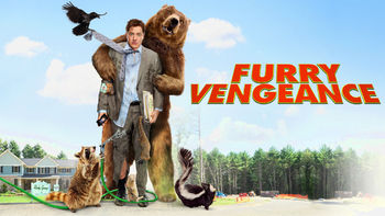 Netflix box art for Furry Vengeance