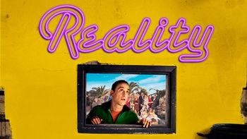 Netflix box art for Reality
