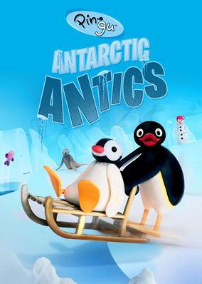 Pingu: Antarctic Antics