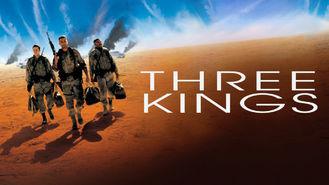 Netflix box art for Three Kings