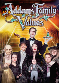 Addams Family Values Netflix EC (Ecuador)