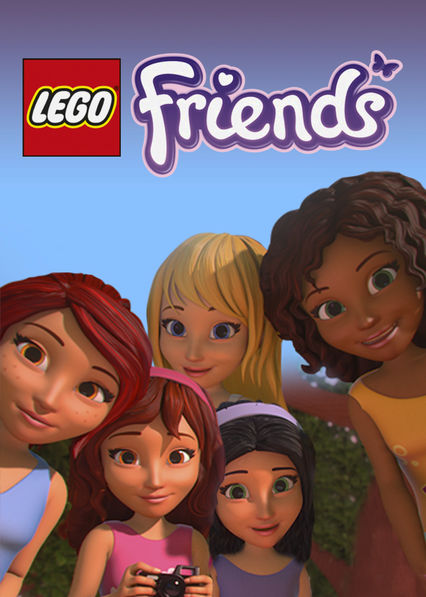 LEGO: Friends Netflix UK (United Kingdom)