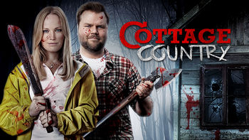 Netflix box art for Cottage Country