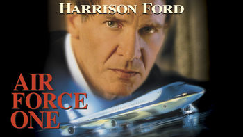 Netflix box art for Air Force One