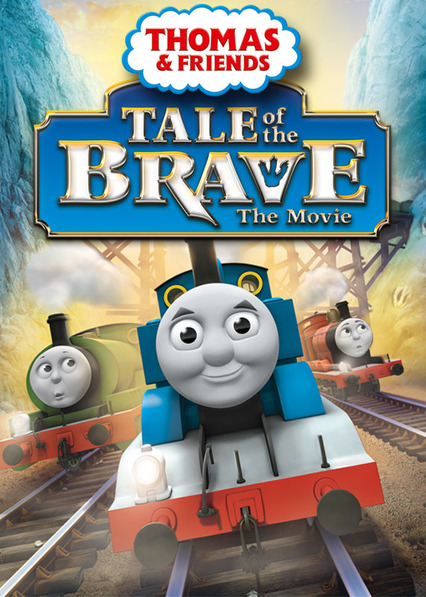Thomas and Friends: Tale of the Brave Netflix BR (Brazil)
