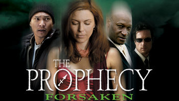 Netflix box art for The Prophecy: Forsaken