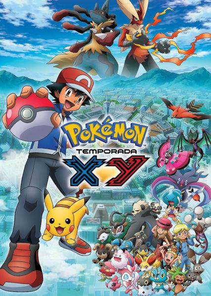 Carátula de Pokémon: XY