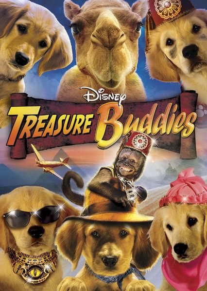 Treasure Buddies Netflix AW (Aruba)